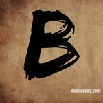 Bible Terms Starting With B