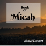The Book of Micah in the bible